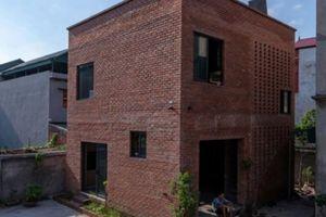 Nhà như lò gạch ở Quảng Ninh được báo Mỹ ngợi khen