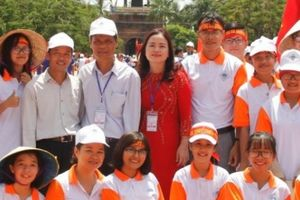 Khí phách học trò Quảng Trị
