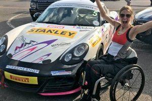 Nathalie McGloin - Nữ tay đua khuyết tật vượt qua nghịch cảnh