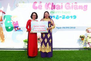 Trường mầm non ABC Đà Nẵng khai giảng năm học mới 2018-2019
