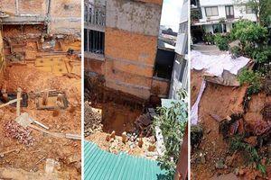 Đề xuất phạt công trình làm ảnh hưởng nhà hàng xóm trên 32 triệu đồng