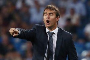 HLV Lopetegui: 'Tôi không hối tiếc khi chọn Real Madrid'