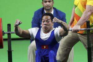 Nhà vô địch Paralympic Lê Văn Công gặp tai nạn trước thềm ASIAN ParaGames 2018