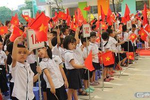 23 triệu học trò tưng bừng khai giảng năm học mới 2018 – 2019