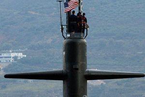 Mỹ điều thêm tàu ngầm hạt nhân đến Địa Trung Hải chuẩn bị đánh Syria