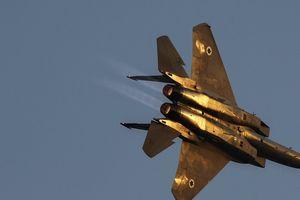 Israel thừa nhận không kích Syria hơn 200 lần trong 18 tháng