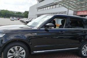 Xe sang 'Range Rover Sport made in China' giá chỉ 595 triệu vừa trình làng