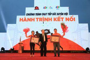 FPT nhận kỷ lục Việt Nam cho 'Hành trình kết nối' 31 ngày chạy xuyên Việt