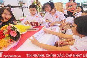 Trường Hội nhập Quốc tế iSchool Hà Tĩnh khánh thành khối phổ thông