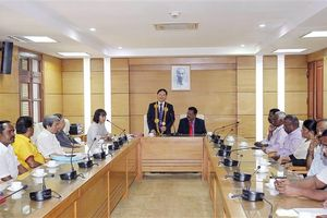 Thúc đẩy giao lưu hữu nghị Việt Nam - Ấn Độ