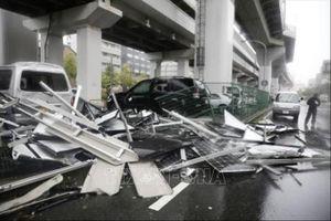 Nhật Bản khẩn trương khắc phục hậu quả siêu bão Jebi