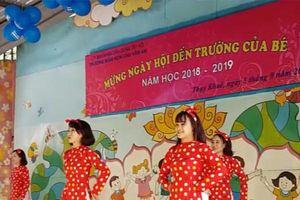 Giáo viên mầm non nhảy Cô Ba Sài Gòn 'đốn tim' người xem ngày khai trường