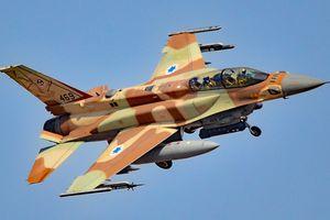 Israel bất ngờ không kích Syria, 5 người thương vong