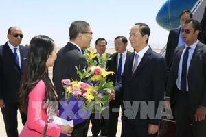 Doanh nghiệp Việt cần nắm bắt cơ hội tiến vào thị trường châu Phi