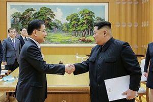 Phái viên Hàn Quốc tới Triều Tiên để thảo luận hội nghị liên Triều