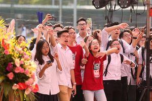 9x cuối cùng đã hết thời học sinh, lễ khai giảng năm nay chỉ toàn thế hệ Z và đây là sự khác biệt