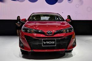 Toyota Vios thế hệ mới có gì để cạnh tranh?
