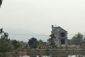 Quảng Ninh: Nhức nhối tình trạng xây nhà trái phép trên đất nuôi trồng thủy sản