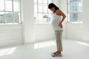 Biểu đồ tăng cân của bà bầu theo chuẩn WHO theo suốt quá trình thai kỳ