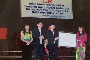 Trường Phổ thông DTNT THPT huyện Mường Chà: Tự hào truyền thống 50 năm