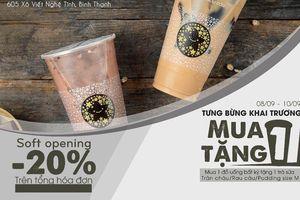 Trà sữa Panda - 'Cực phẩm' trà sữa TocoToco nhất định phải thử một lần