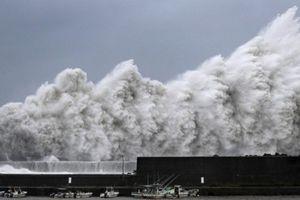 Nhật Bản: Siêu bão Jebi càn quét xứ sở 'Mặt trời mọc'