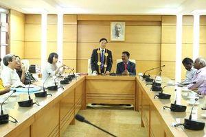Thúc đẩy quan hệ hợp tác, giao lưu nhân dân giữa Việt Nam và Ấn Độ