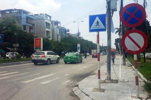 Những biển báo giao thông khó hiểu ở Thanh Hóa