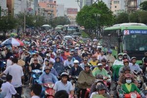 TP.HCM: Tai nạn giao thông giảm trong tháng 8, hơn 60 người tử vong