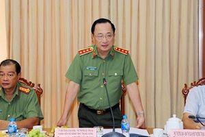 Thứ trưởng Nguyễn Văn Thành làm việc tại tỉnh An Giang về công tác thi đua khen thưởng