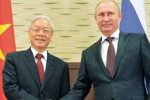 Chuyến thăm tạo động lực mới cho quan hệ Việt – Nga
