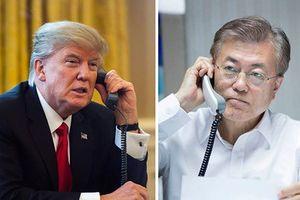 Mỹ và Hàn Quốc thảo luận về triển vọng đối thoại với Triều Tiên