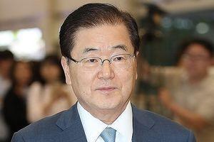Phái viên Hàn Quốc tới Triều Tiên thúc đẩy tiến trình phi hạt nhân hóa