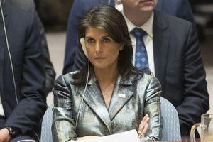 Mỹ muốn đẩy mạnh chiến lược 'gây sức ép tối đa' đối với Iran