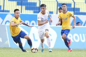 Trực tiếp SLNA vs FLC Thanh Hóa lượt về bán kết Cúp Quốc gia