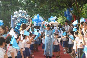 'Tôn trọng để hạnh phúc', thông điệp sâu sắc gửi đến học sinh dịp khai trường