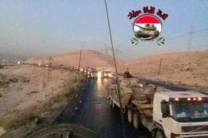 SAA tăng cường lực lượng lớn nhất từ trước đến nay cho mặt trận Idlib