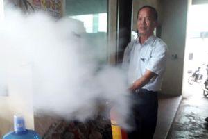 Làng nghề tại huyện Thạch Thất: Tiềm ẩn nguy cơ cháy nổ