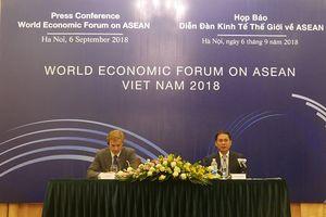WEF ASEAN: Cơ hội quảng bá hình ảnh Việt Nam năng động, phát triển