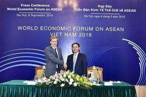 WEF ASEAN 2018: Xác định tầm nhìn mới về hội nhập khu vực