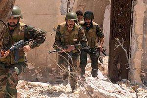 Quân đội Syria tung đội quân gián điệp luồn sâu vào 'tuyến lửa' Idlib