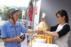 Đà Nẵng: Tổ chức điểm bán hàng giá ưu đãi cho công nhân