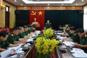 Ban tổ chức Hội nghị điển hình 'Dân vận khéo' phân công nhiệm vụ cho các thành viên