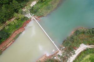 Xây dựng trái phép tại danh thắng quốc gia hồ Tuyền Lâm, Lâm Đồng