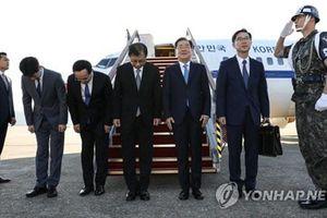 Phái viên Hàn Quốc đến Triều Tiên thúc đẩy phi hạt nhân hóa
