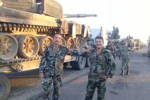 Quân đội Syria tiếp tục dồn lực lượng về Idlib trước trận chiến lớn