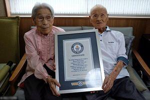 Cặp vợ chồng già nhất thế giới tiết lộ bí quyết 'giữ lửa' suốt 81 năm