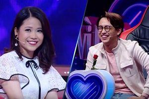 MC Cao Vy chinh phục Quang Bảo trong 'Vì yêu mà đến'