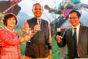 Trang trọng kỷ niệm 73 năm Quốc khánh Việt Nam tại Ấn Độ