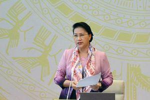 Hội nghị đại biểu Quốc hội hoạt động chuyên trách cho ý kiến 2 dự án luật